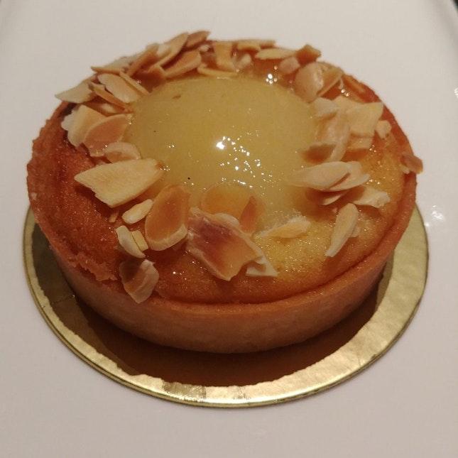 Tart Bourdaloue - Pear And Almond