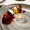 Stunning beetroot dish.