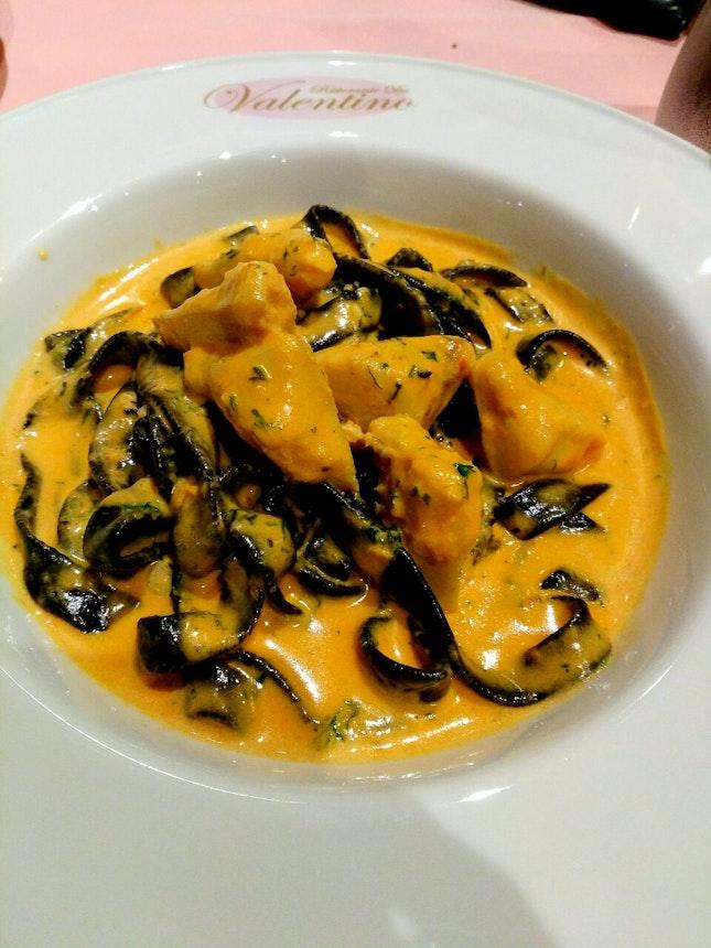 Fettucine al Granchio ($29.90++)