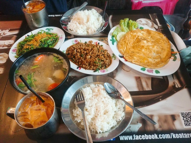 Deliciously Authentic Thai Food