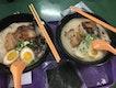 Delicious Tonkotsu Udon