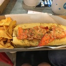 One Of The First Lobster Roll