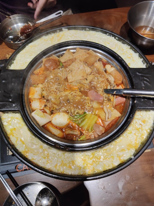 Simple Korean Buffet