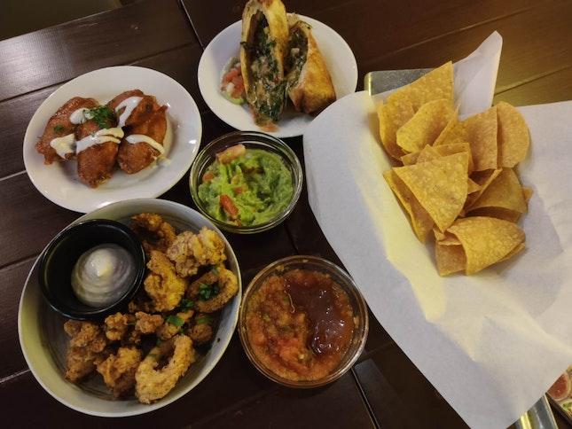 Mexican Buffet