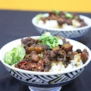 Here is a very delicious and fine Braised Pork Rice / 卤肉饭 with super reasonable price in CBD area!