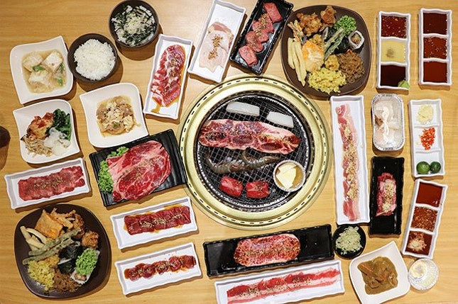 It's heaven for Beef Lover❣️❣️❣️ Bcoz now @shaburiandkintan launch new premium menu: ***Special Wagyu Buffet*** Of course the star and my most favourite item is the Wagyu Steak!