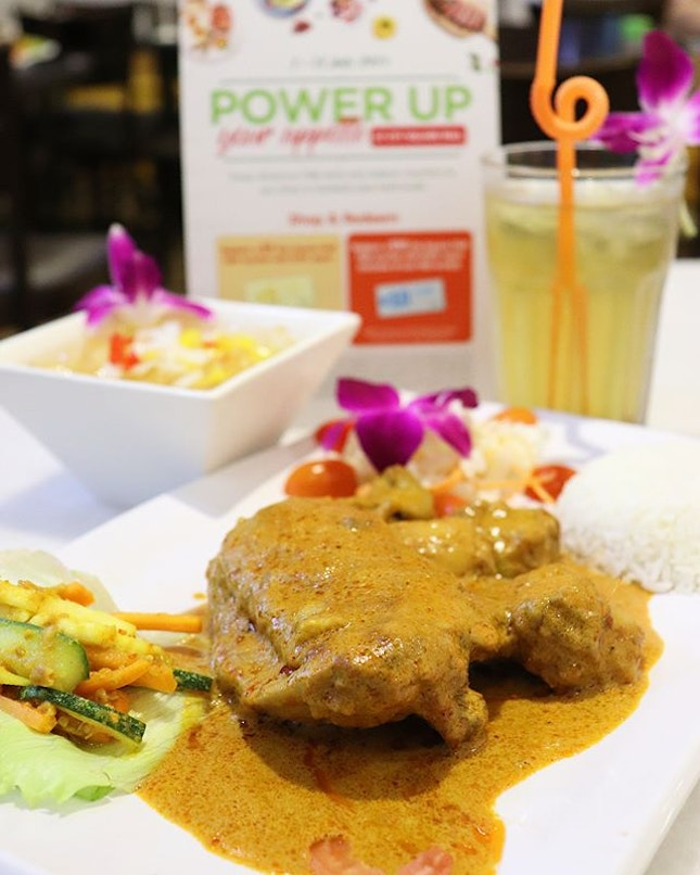 💪POWER UP Your Appetite in @citysquaremall until 31th July with Delectable Deals under $10 at Cafe Mizu!