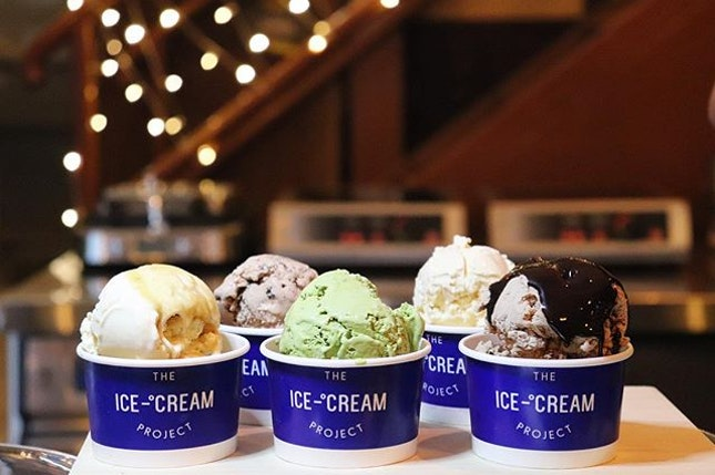 One of the best nitro ice cream i had when in Johor Bahru.
