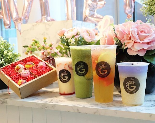 [NEW] Get the excellent quality cup with finest blend of tea, fruit, flowers, herbs, spices, and everything nice from @graviteabarsg !