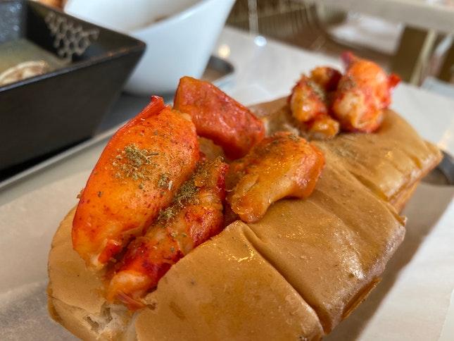 Lobster & Crab Roll