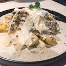 4 Cheese Tortellini With Truffle ($22)