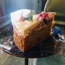 Carrot Cake (RM 16)