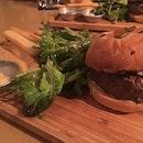 Wagyu Beef Burger ($35)