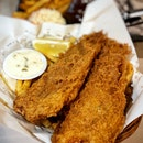 Signature Haddock Fish & Chips At Just $17.90