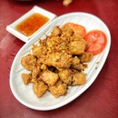 Deep-fried Pork Neck For You?