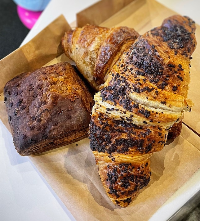 Average Croissants That Doesn't Justify Its Price