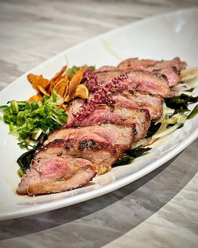 Prime Beef Tataki