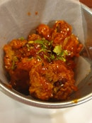 Korean Crispy Chicken