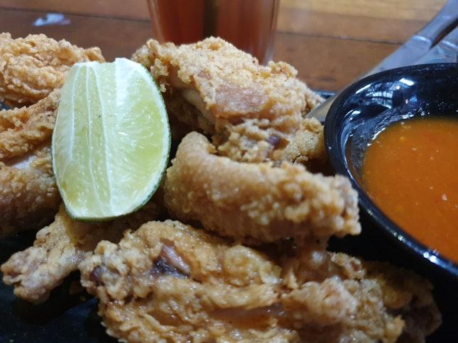 Crispy Juicy Wings