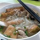 Bai Nian Niang Dou Fu (Albert Centre Market & Food Centre)