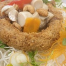 Rich Golden Yam Ring