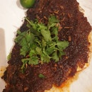 Sambal Seabass That Looks Like Stingray