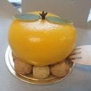 Yuzu Mandarin Cake