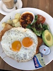 Big Breakfast (Vegetarian)