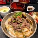 Sukiyaki Gyu Don ($14.90)