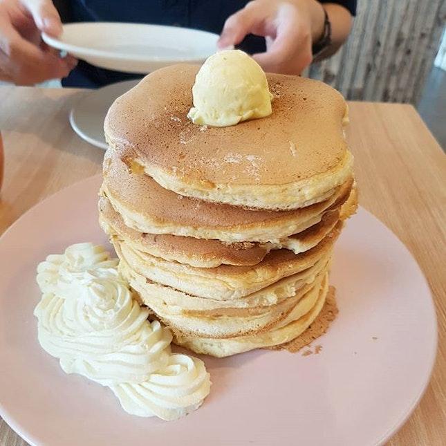 Belle Ville Pancakes!