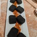 Crispy Charcoal Tofu $10
