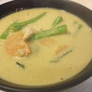 Thai Green Curry Chicken $16