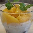Mango Sticky Rice $8