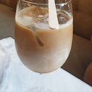 Iced Latte With Manuka $9