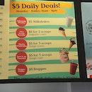 Ice cream Shake $5