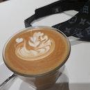 Latte $6
