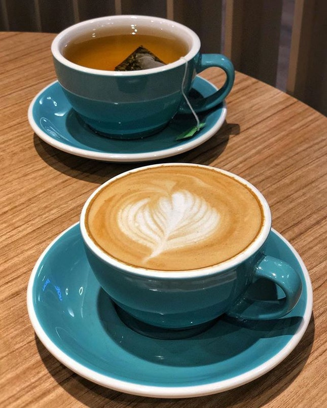 Coffee, tea or...🤔 .
