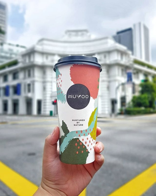 MuYoo opens its inaugural Singapore outlet with the hope of restarting a healthy living movement that is defined by its menu of beverages with a healthier version of the trendy cheese tea by having the taste as fresh as the day they were sourced, with the freshest, premium ingredients with zero additives!!