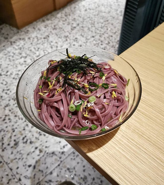 Sweet Potato & Udon lover look here!!