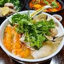 Trio Seafood Combo MiXian