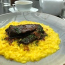 Saffron Risotto, Beef Cheek