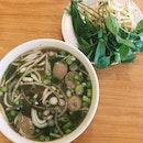 Vietnam Beef Noodle Soup (RM14.80)