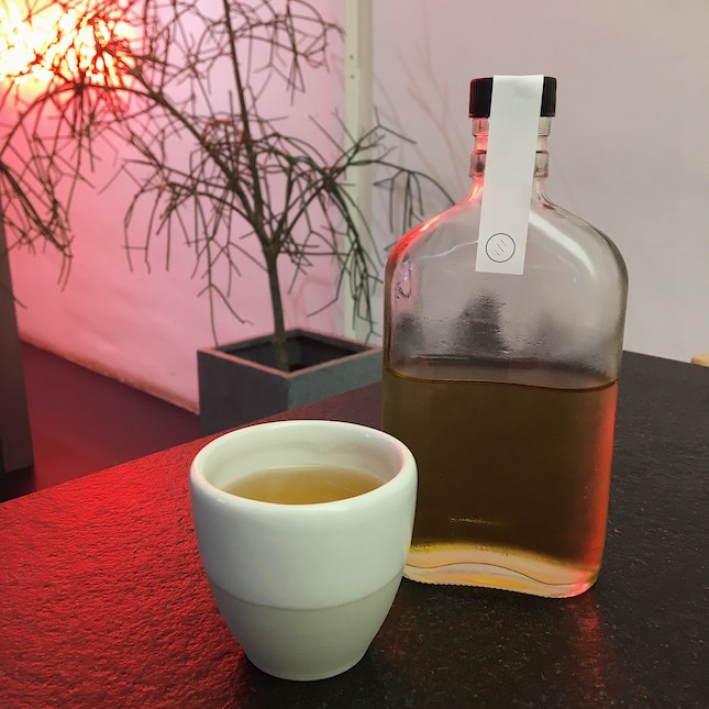 16 Hours Cold Steeped Tea (RM12)