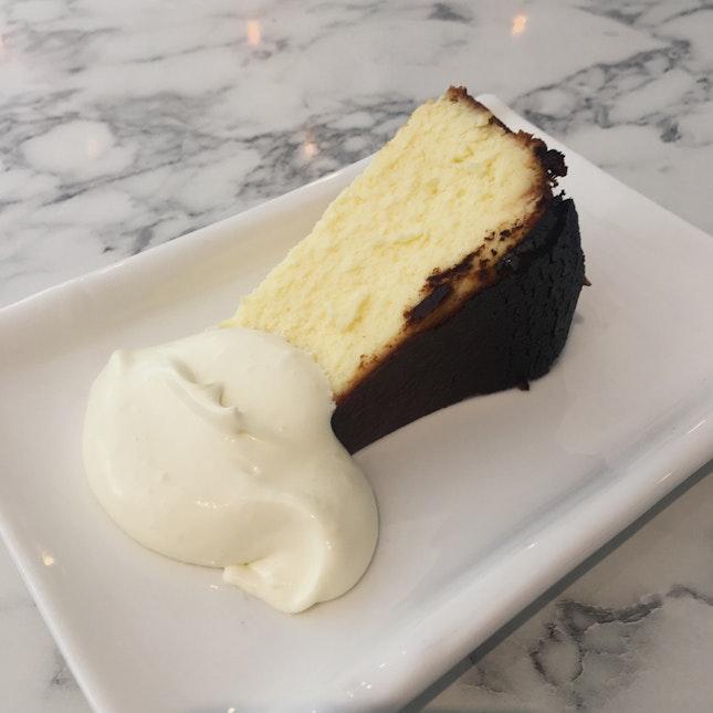 Burnt Cheesecake (RM15)
