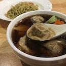 Dumpling Soup (RM22)