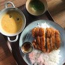 Thongchai's Tonkatsu Curry (RM16.80)