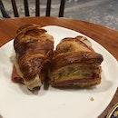 Ham & Cheese Croissant (RM8.90)