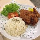 Fried Boneless Chicken Chop (RM15.90)