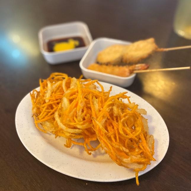 Kakiage (RM3.50)