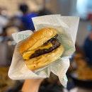 Cheeseburger (RM10)